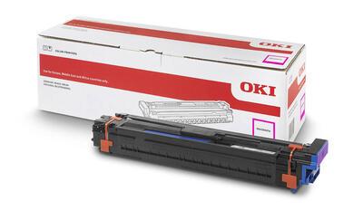 OKI - OKI 45103720 Kırmızı Orjinal Drum Ünitesi - ES9431 / ES9541 / Pro 9431 / Pro 9541