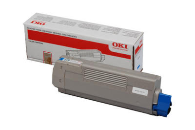 OKI - OKI 46490407 Mavi Orjinal Toner C532, MC563, MC573, C542