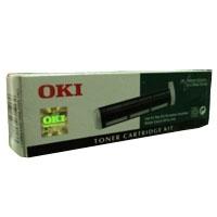 OKI - OKİ 4W-4M 01179801 SİYAH ORJİNAL TONER-OkiFax 4100