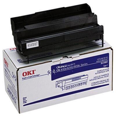 OKI - OKI 56106601 Siyah Orjinal Drum Ünitesi - OL400 / OL800