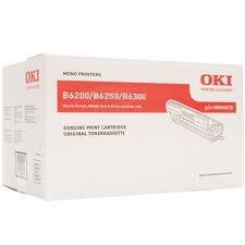 OKI - OKİ B6200-B6300 09004078 SİYAH ORJİNAL TONER