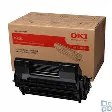OKI - OKI B6250 01225401 SİYAH ORJİNAL TONER