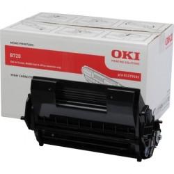 OKI - OKI B720 01279101 SİYAH ORJİNAL TONER
