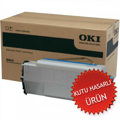 OKI - OKI B840 44661802 ORJİNAL TONER (C)