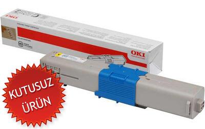 OKI - OKI C301 44973541 Sarı Orjinal Toner - C301 / C321 (U)