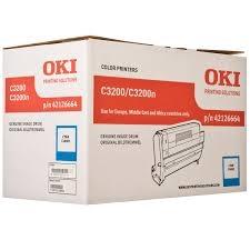 OKI - OKI C3200 42126664 MAVİ DRUM ÜNİTESİ