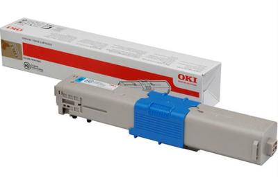 OKI - OKI C332 / MC363 46508739 MAVİ ORJİNAL TONER 1,500 Sayfa