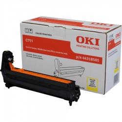 OKI - OKI C711 44318505 SARI ORJİNAL DRUM ÜNİTESİ