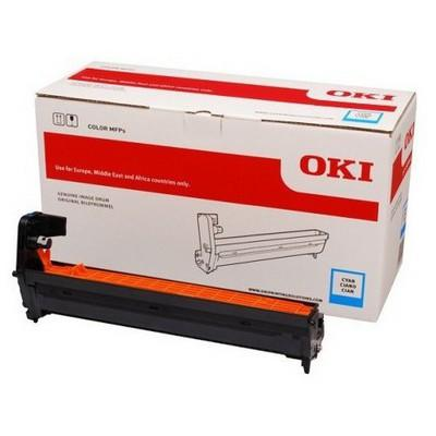 OKI - OKI C712 46507415 MAVİ ORJİNAL DRUM ÜNİTESİ 30.000 Sayfa