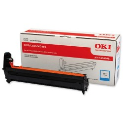 OKI - OKI C801 / C810 / C830 / MC851 / MC860 / MC861 44064011 MAVİ DRUM ÜNİTESİ