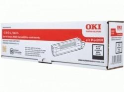 OKI - OKI C801-C821 44643008 SİYAH ORJİNAL TONER