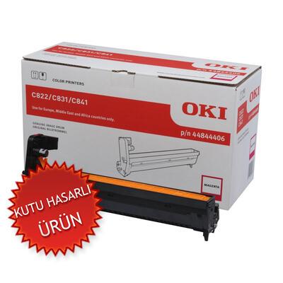 OKI - OKI C822 / C831 / C841 Kırmızı Orjinal Drum Ünitesi 44844406 (C)