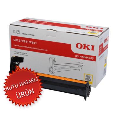 OKI - OKI C822 / C831 / C841 Sarı Orjinal Drum Ünitesi 44844405 (C)