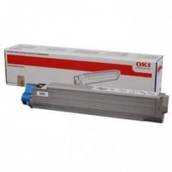 OKI - OKI C910 44036024 SİYAH ORJİNAL TONER