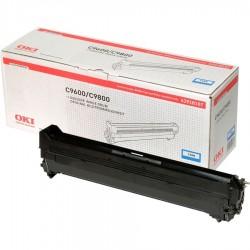OKI - OKI C9600 / C9800 / C9650 42918107 MAVİ DRUM ÜNİTESİ