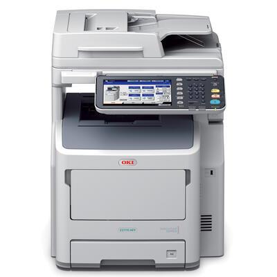 OKI - OKI ES7170dn (45387314) Tarayıcı + Fotokopi + Faks + 52 ppm Çok Fonksiyonlu Dubleks Yazıcı