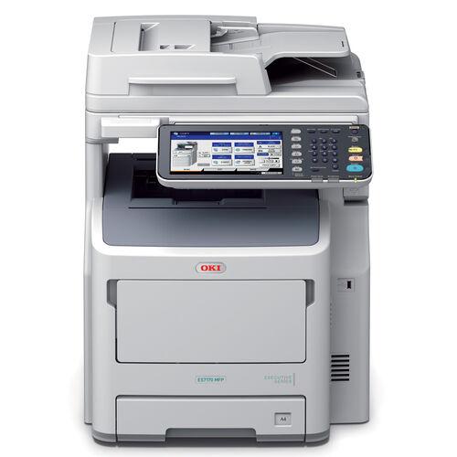 OKI ES7170dn (45387314) Tarayıcı + Fotokopi + Faks + 52 ppm Çok Fonksiyonlu Dubleks Yazıcı