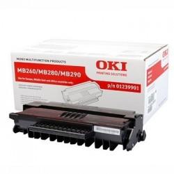 OKI - OKI MB260-MB280-MB290 01239901 ORJİNAL TONER