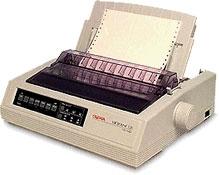OKI - OKI Microline 521 9 İğneli Nokta Vuruşlu Yazıcı (2.El Ürün)