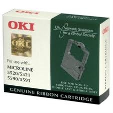 OKI - OKI ML-5520/ ML-5521/ ML-5590 / ML-5591 01126302 ORJİNAL ŞERİT