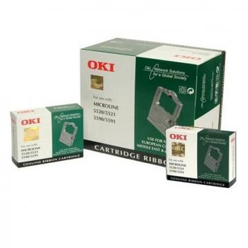 OKI - OKI ML-5520 / ML-5521 / ML-5590 / ML-5591 01277801 ORJİNAL ŞERİT 16lı PAKET