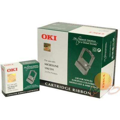 OKI - OKI ML-590 / ML-591 Orjinal Şerit (12'li Paket)