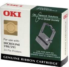 OKI - OKI ML-590 / ML-591 ORJİNAL ŞERİT (01108802)