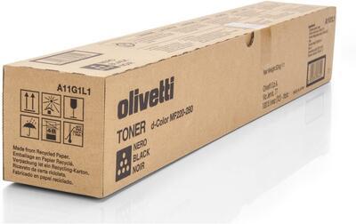 OLIVETTI - Olivetti A11G1L1 D-Color MF220/MF280 Siyah Orjinal Toner