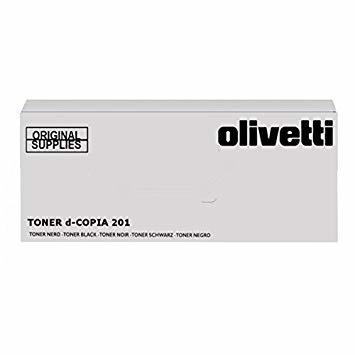 OLIVETTI - Olivetti B0762 D-Copia 200D / 201D Orjinal Siyah Toner