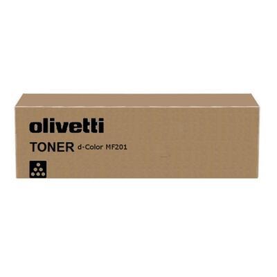 OLIVETTI - Olivetti B0788 Mavi Orjinal Toner D-Color MF3200, P26