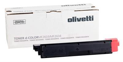 OLIVETTI - Olivetti D-Color MF2603, MF2604, MF2614, P2026 Kırmızı Orjinal Toner (B0948)