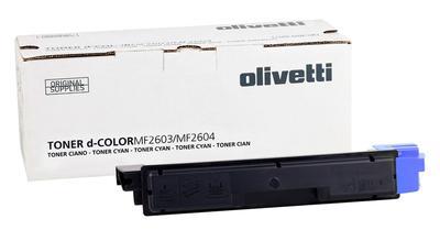 OLIVETTI - Olivetti D-Color MF2603, MF2604, MF2614, P2026 Mavi Orjinal Toner (B0947)