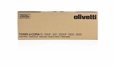 OLIVETTI - OLiVETTi B0446 D16 ORJİNAL TONER - D200 / D1600 / D2000