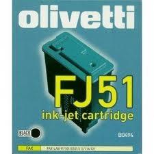 OLIVETTI - OLIVETTI FJ51 (FJ-51) ORJİNAL FAKS KARTUŞU FAX-LAB 101/106/121/126/128