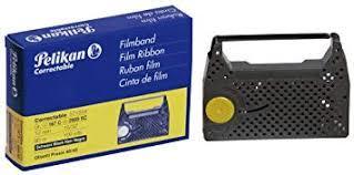 OLIVETTI - Olivetti Gr 167C Siyah Muadil Şerit (12mm / 90m)