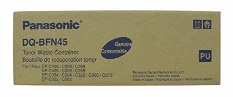 Panasonic DQ-BFN45 Waste Toner Container (Atık Kutusu) DP-C213, DP-C262, CP-C265, DP-C405