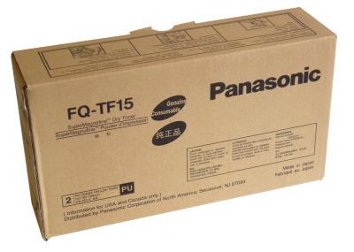 PANASONIC - PANASONIC FQ-TF15 ORJİNAL TONER FP-7113, FP-7115, FP-7713, FP-7715 FOTOKOPİ TONERİ