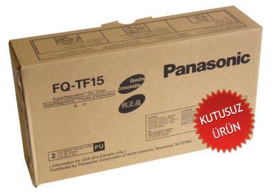 PANASONIC - PANASONIC FQ-TF15 ORJİNAL TONER FOTOKOPİ TONERİ (U)