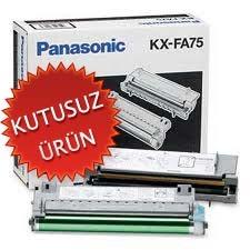 PANASONIC - Panasonic KX-FA75 Orjinal Toner/Drum Ünitesi KX-FLM 600/650 (U)