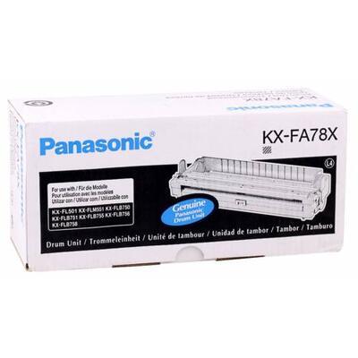 PANASONIC - Panasonic KX-FA78X Orjinal Drum Ünitesi - KX-FL521 / KX-FLB751
