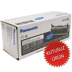 PANASONIC - PANASONIC KX-FA85 SİYAH ORJİNAL TONER (U)