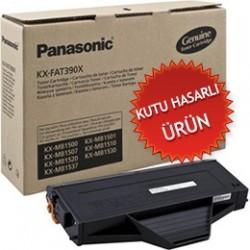 PANASONIC - PANASONIC KX-FAT390X SİYAH TONER KX-MB1500 (C)