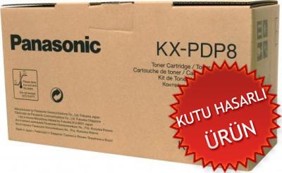 PANASONIC - PANASONIC KX-PDP8 ORJİNAL TONER - KX-P7100 / 7105 / 7110