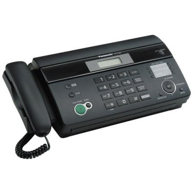 PANASONIC - PANASONIC KXFT-984TK TERMAL FAX TELEFON CİHAZI