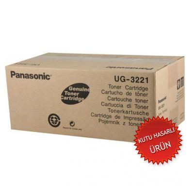 PANASONIC - PANASONiC UG-3221 SİYAH ORJİNAL TONER UF-4100 / UF-490 TONERİ (C)