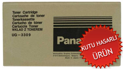 PANASONIC - PANASONIC UG-3309 ORJİNAL TONER UF-744 / UF-788