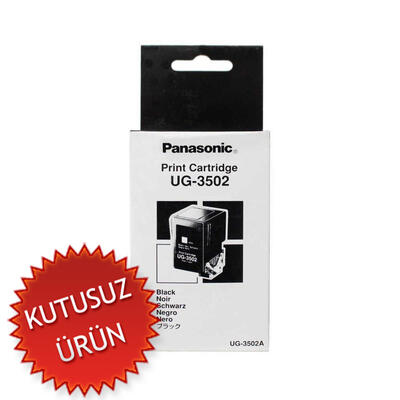 PANASONIC - Panasonic UG-3502 UF-342 Orjinal Faks Kartuşu (U)