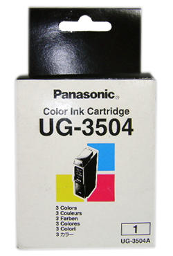 PANASONIC - PANASONIC UG-3504 UF-342 ORJİNAL RENKLİ FAKS KARTUŞU