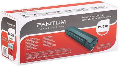 PANTUM - Pantum PA-210 Siyah Orjinal Toner - P2500