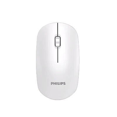 PHILIPS - Philips M315 Beyaz 2.4GHz Kablosuz Mouse (SPK7315/00)